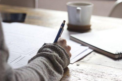 schrijven